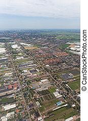 mieszkaniowy, antena, scena,  Amsterdam, powierzchnia
