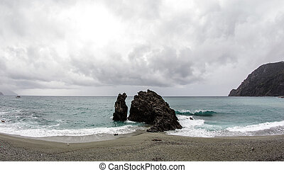 Monterosso Al Mare Coast - I vistied the area around Cinque...