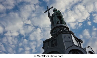 Vladimir Svyatoslavich - The monument to St Vladimir, the...