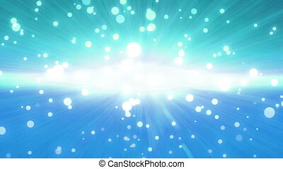 bokeh glow background sky blue - bokeh glow background...