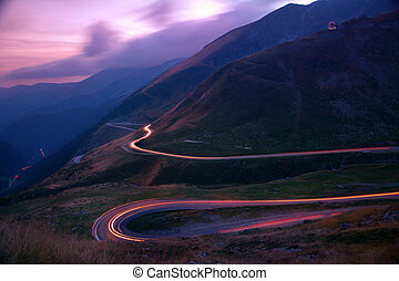 Transfagarasan - Mountain road - One of the most beautiful...