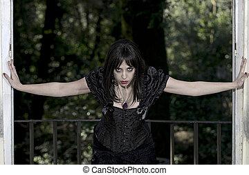 vampire - black vampir