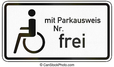 Disabled Allowed