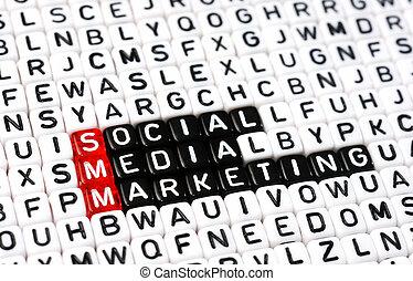SMM , Social Media Marketing