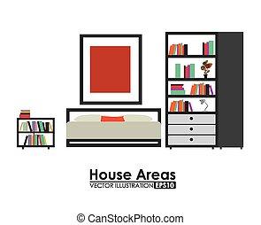 furniture design vector illustration. - furniture design...