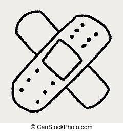 Doodle Bandage