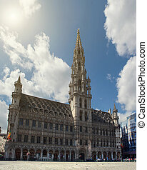 Grand Place, Brussels - Grand Place in Brussels, Belgium