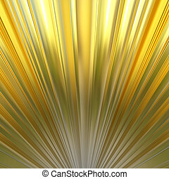 Abstract 3d metallic background