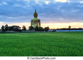 The Greatest, Biggest and Tallest Buddha of Thailand