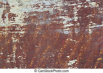 Old rust texture.