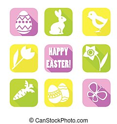 Easter icons