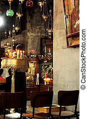 Holy Church Of The Nativity Bethlehem Israel