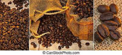 Coffee Beans - Coffee is a brewed beverage prepared from the...