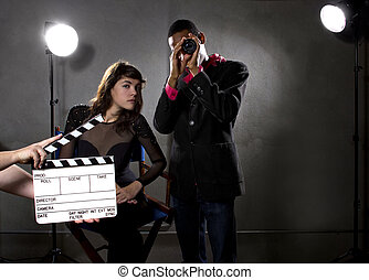 Film Producers - Hollywood film industry producers or...