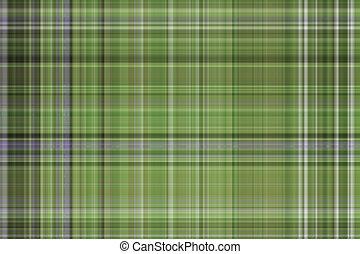 Green line pattern background