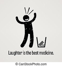 Laughter is the Best Medicine - A motivational and...