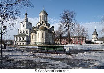 Spaso-Andronikov Monastery, Moscow