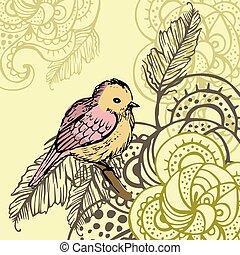 bird background
