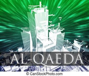 Al Queda Terrorism - Terrorist terror attack Al Queda...