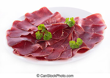 plate of speck