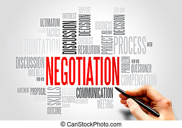 Negotiation word