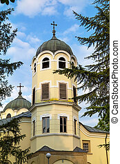 "Bishop Temple ""St. Nicholas (Nicholay)"", Vratsa, Bulgaria -..."