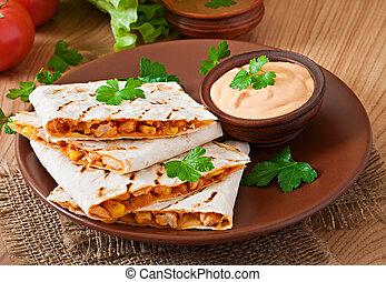 Mexican Quesadilla