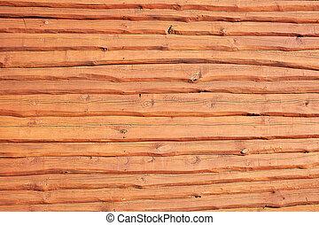 textura, de, de madera, tablones,