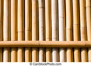 bamboo texture, architecture decoration in asia.