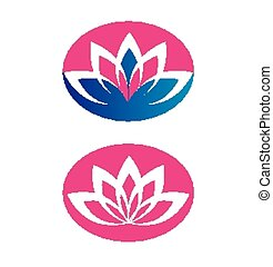 Lotus Flower vector design