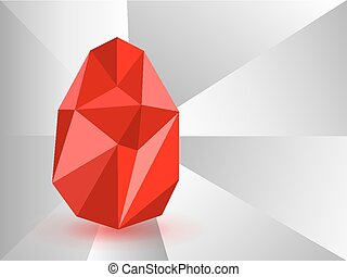 Crystal Easter egg.