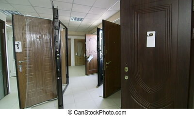 Door store showroom - internal and external doors