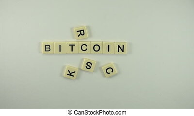 Bitcoin Rocks - Spelled Out