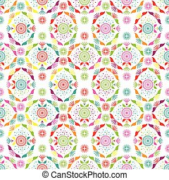 flower full color pattern design - pattern flower full color...