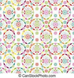 flower full color pattern design - pattern flower full color...
