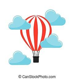 balloon air hot