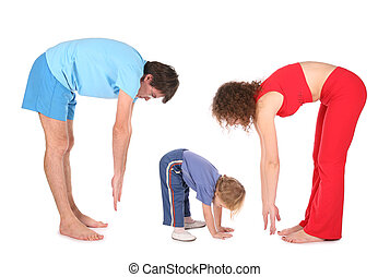 family training fitness