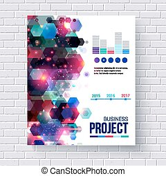 Presentation of a business project