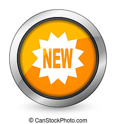 new orange icon
