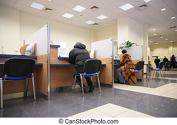 people in bank 2
