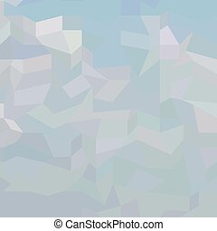 Blue Haze Abstract Low Polygon Background - Low polygon...
