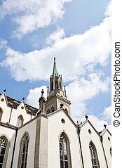 Church in Luzern Switzerland