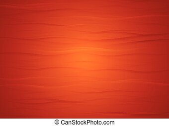 Abstract vector red textile material