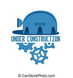 Under construction vector concept