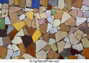 abstract mosaic background - an abstract mosaic background...