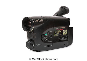 Obsolete video camera