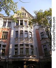 Old Beauty - Old beautiful building in Kharkiv, Ukraine