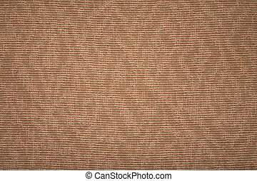coarse brown textile texture