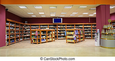 wines in store