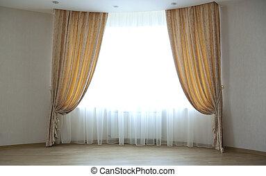 cortinas,